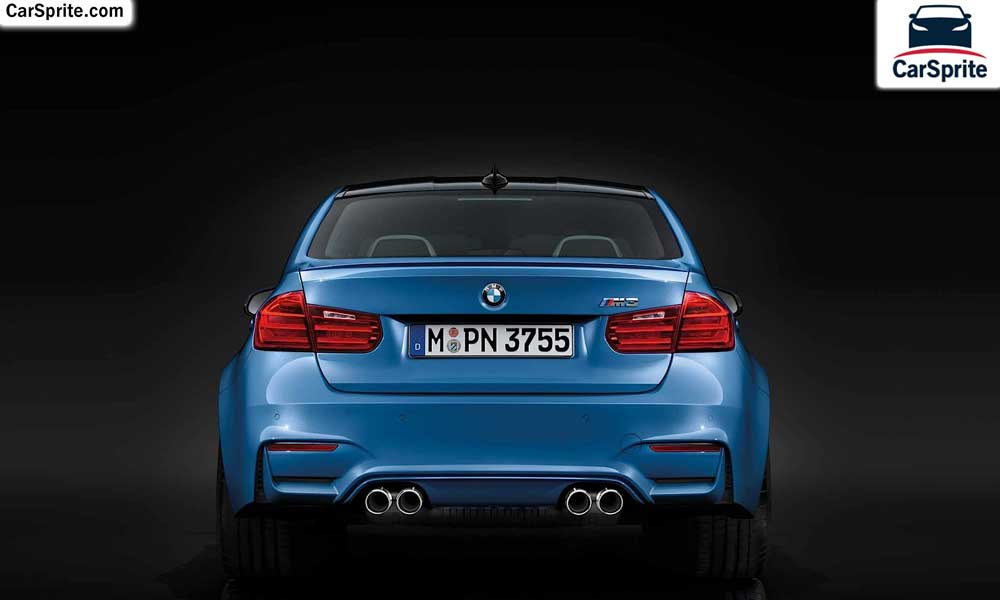 bmw m3 sedan 2017 prices and specifications in uae car sprite. Black Bedroom Furniture Sets. Home Design Ideas