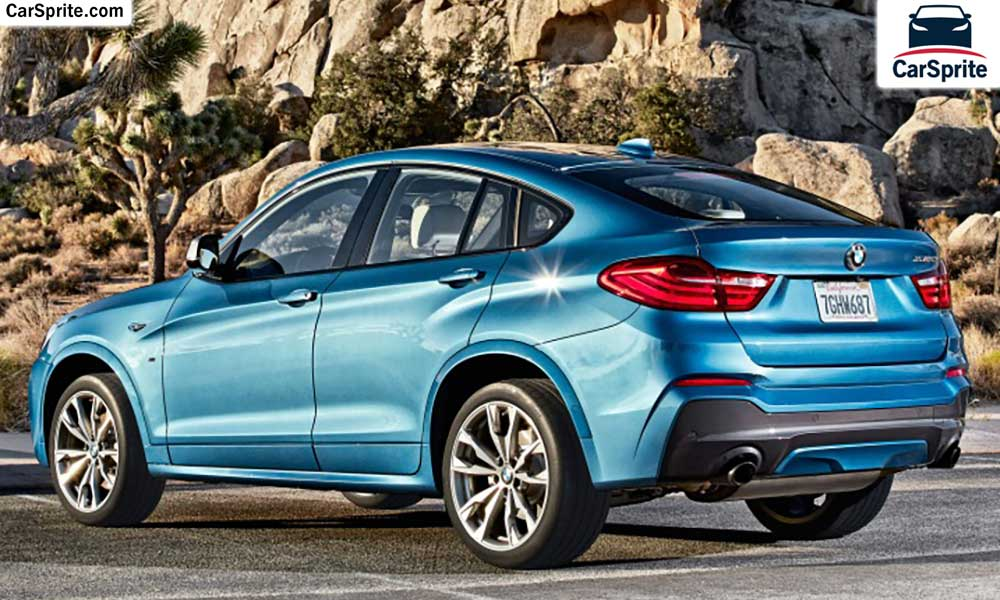 Bmw X4 2017 Prices And Specifications In Uae Car Sprite