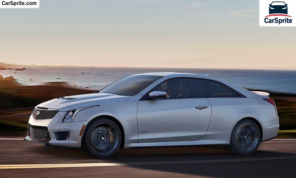 cadillac ats v coupe 2017 prices and specifications in uae car sprite. Black Bedroom Furniture Sets. Home Design Ideas