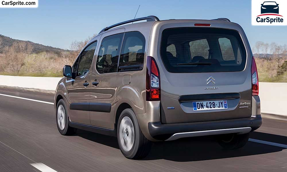 Citroen Berlingo 2017 Prices And Specifications In Uae