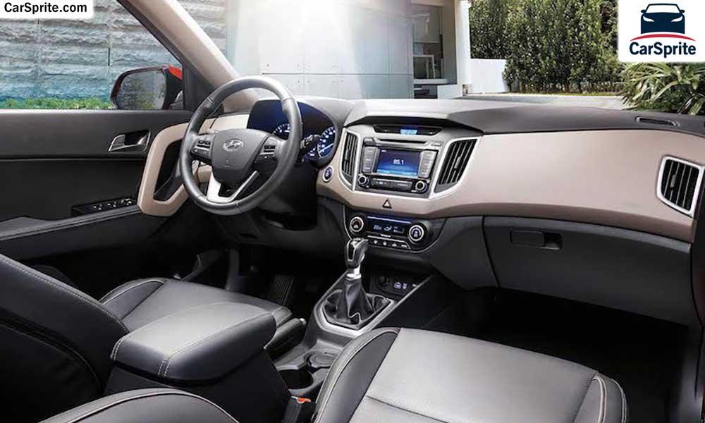 Hyundai Creta 2017 Prices And Specifications In Uae Car