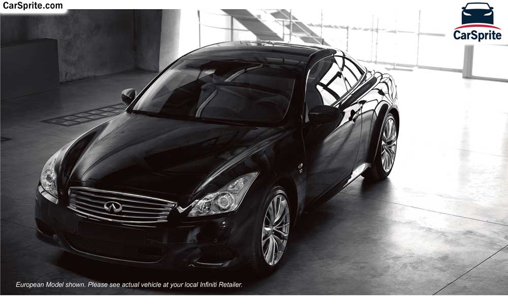 infiniti q60 convertible 2017 prices and specifications in uae car sprite. Black Bedroom Furniture Sets. Home Design Ideas