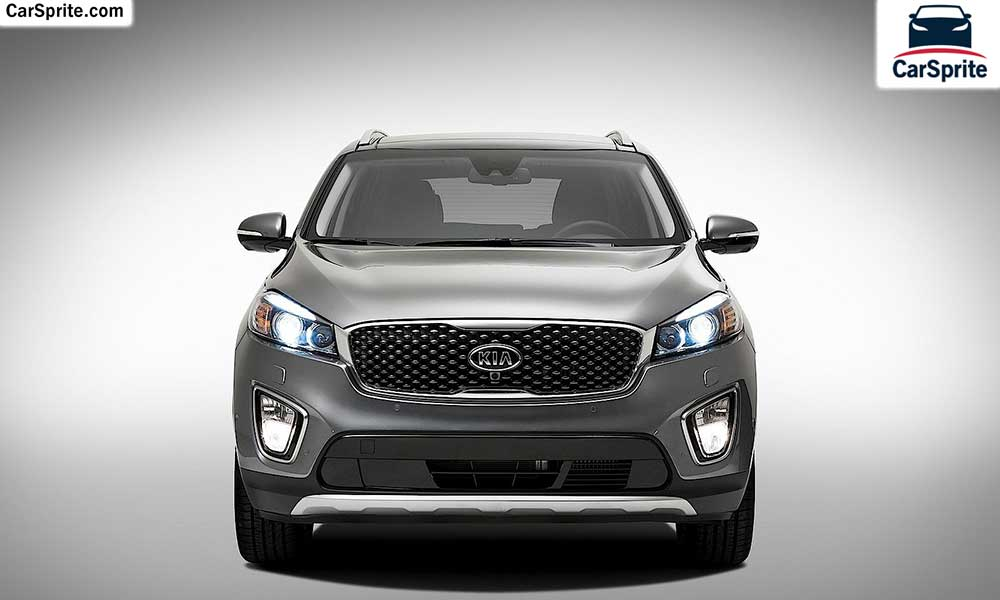 kia sorento 2017 prices and specifications in uae car sprite. Black Bedroom Furniture Sets. Home Design Ideas