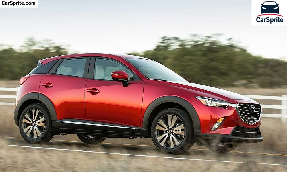 Mazda CX 3 2017 prices and specifications in UAE | Car Sprite