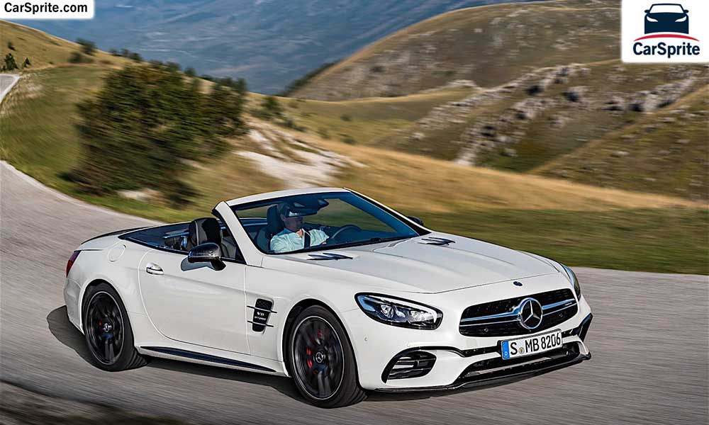 Mercedes benz sl 63 amg 2017 prices and specifications in for Mercedes benz dubai price