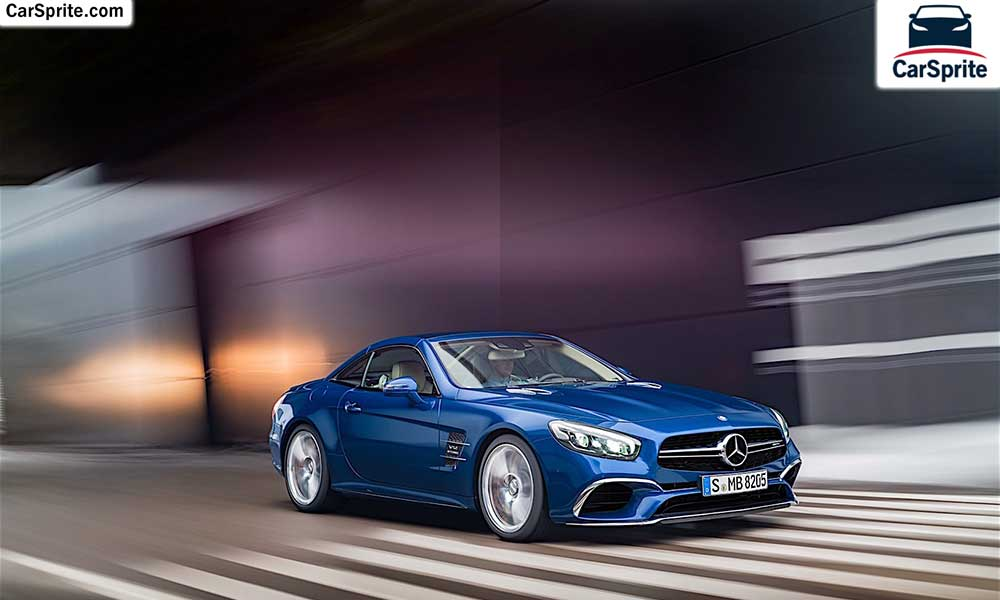 Mercedes Benz Sl 65 Amg 2017 Prices And Specifications In
