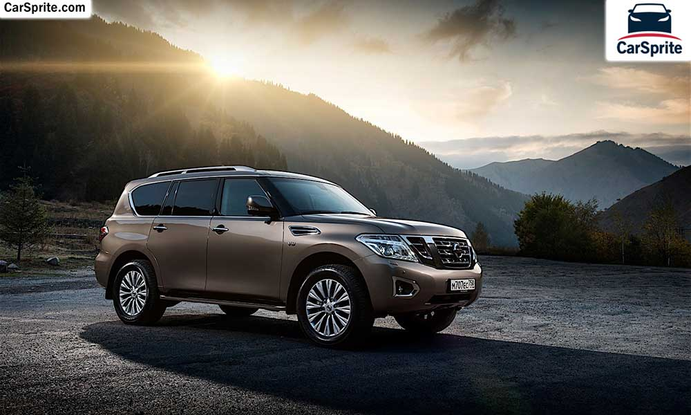 Mid City Subaru >> Nissan Patrol 2017 prices and specifications in UAE | Car Sprite