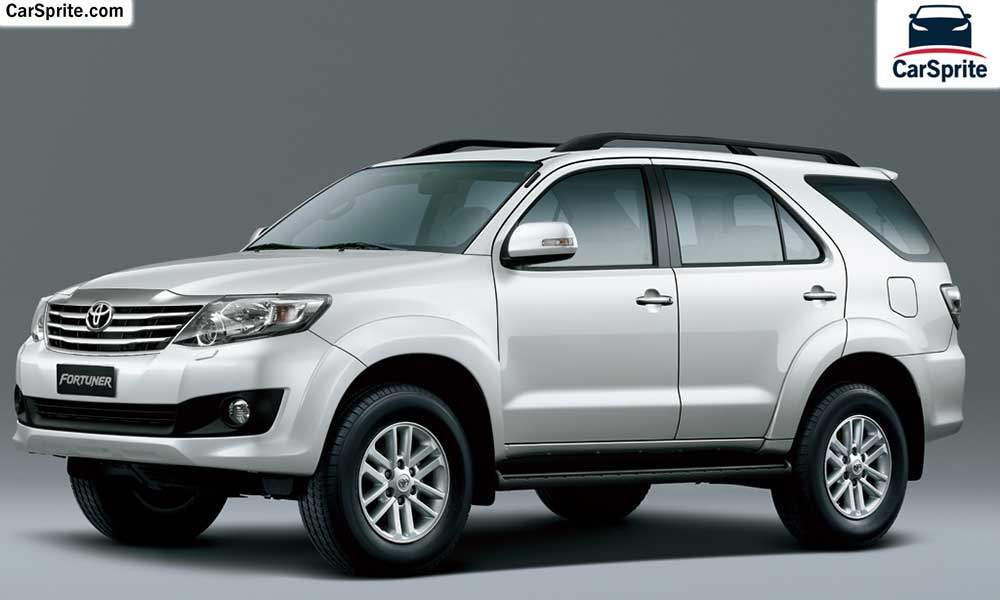 Toyota Fortuner 2017 prices and specifications in UAE ...