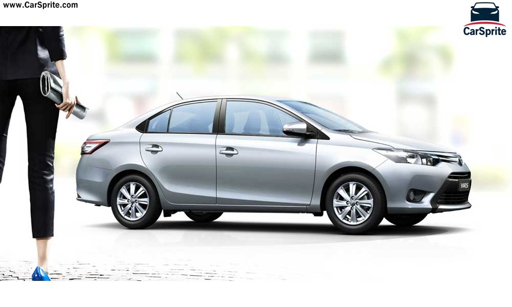 Toyota Yaris Sedan 2017 Prices And Specifications In Uae