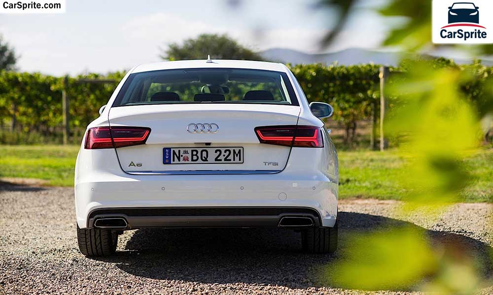 Audi A6 2019 prices and specifications in UAE | Car Sprite