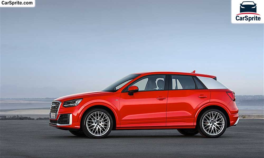 Audi Q2 2018 prices and specifications in UAE | Car Sprite