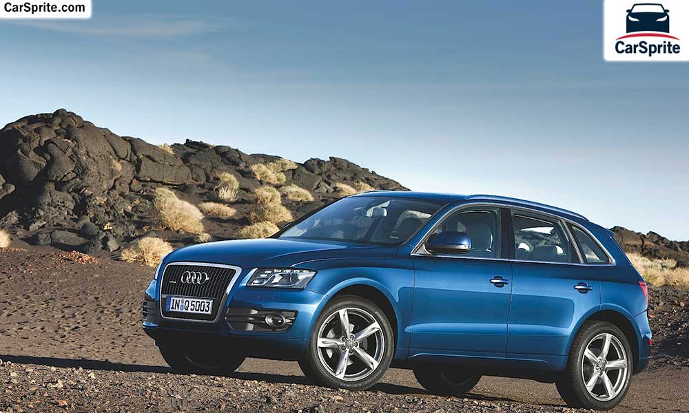audi q5 2017 prices and specifications in uae car sprite. Black Bedroom Furniture Sets. Home Design Ideas