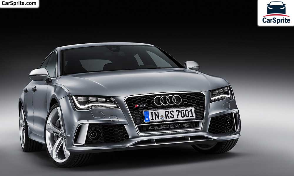 Audi Rs7 2017 Prices And Specifications In Uae Car Sprite