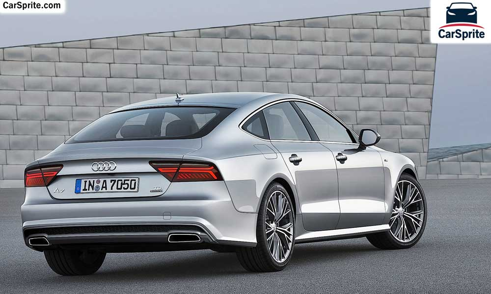 Audi S7 2018 prices and specifications in UAE | Car Sprite