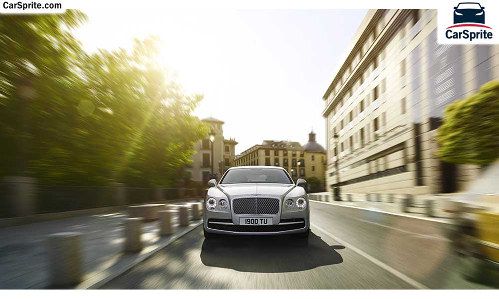 Bentley Flying Spur 2019 prices and specifications in UAE | Car Sprite