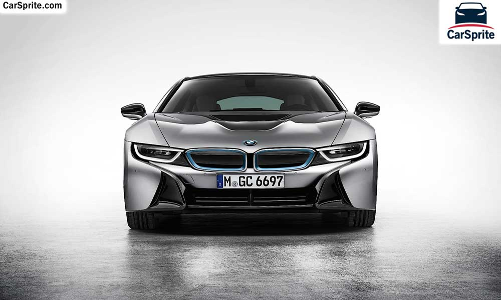 BMW I8 2017 Prices And Specifications In UAE