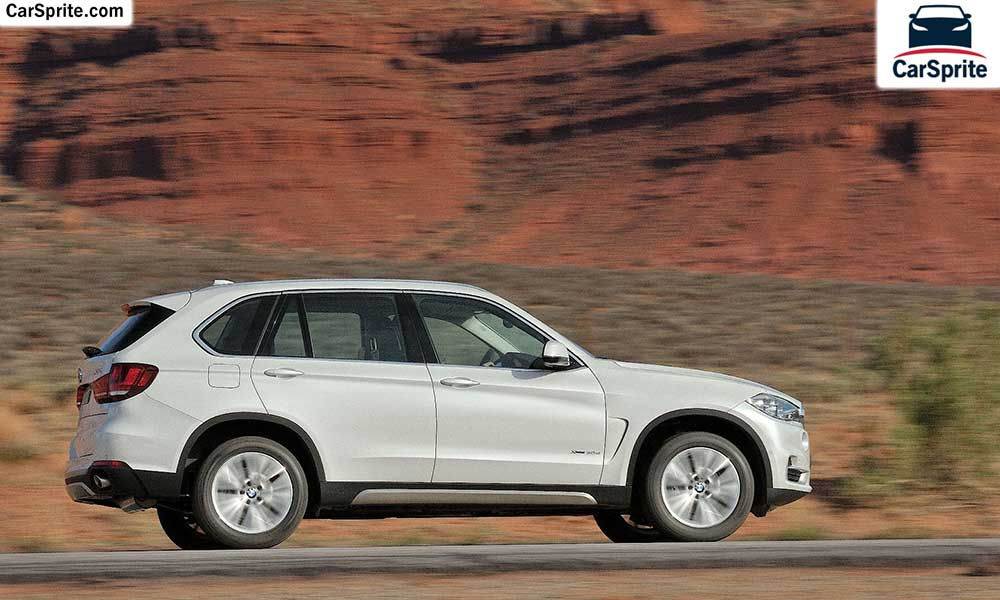 BMW X5 2018 prices and specifications in UAE | Car Sprite
