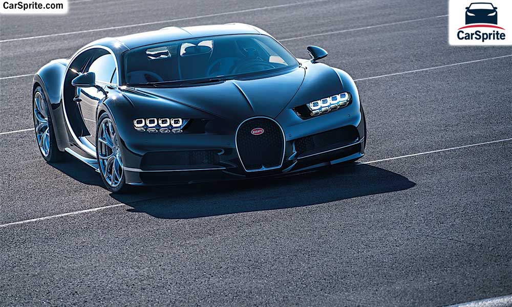 Bugatti Chiron 2019 Prices And Specifications In Uae Car Sprite