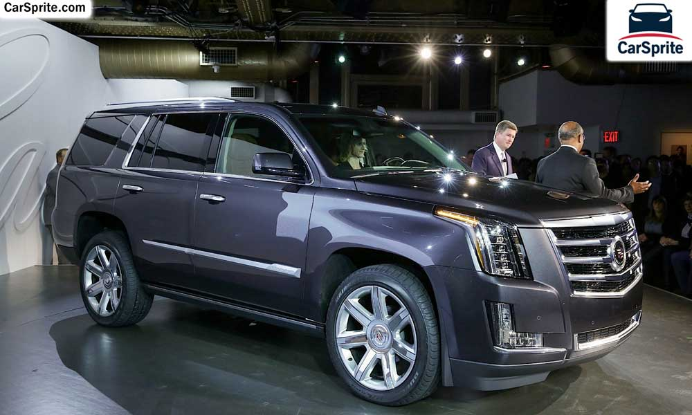 Cadillac Escalade 2017 Prices And Specifications In Uae Car Sprite