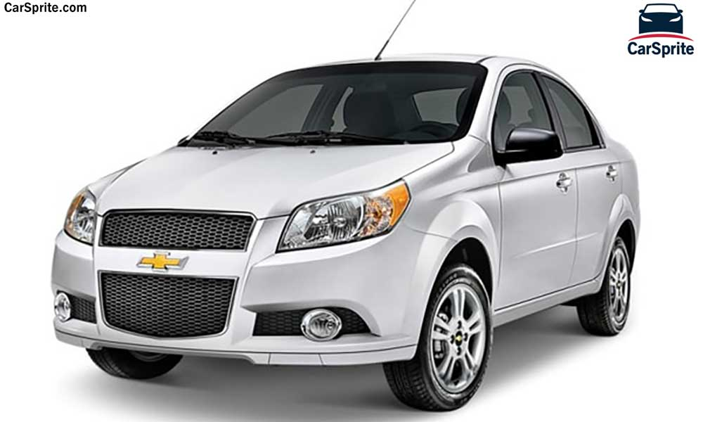 Chevrolet Aveo 2018 prices and specifications in UAE | Car Sprite