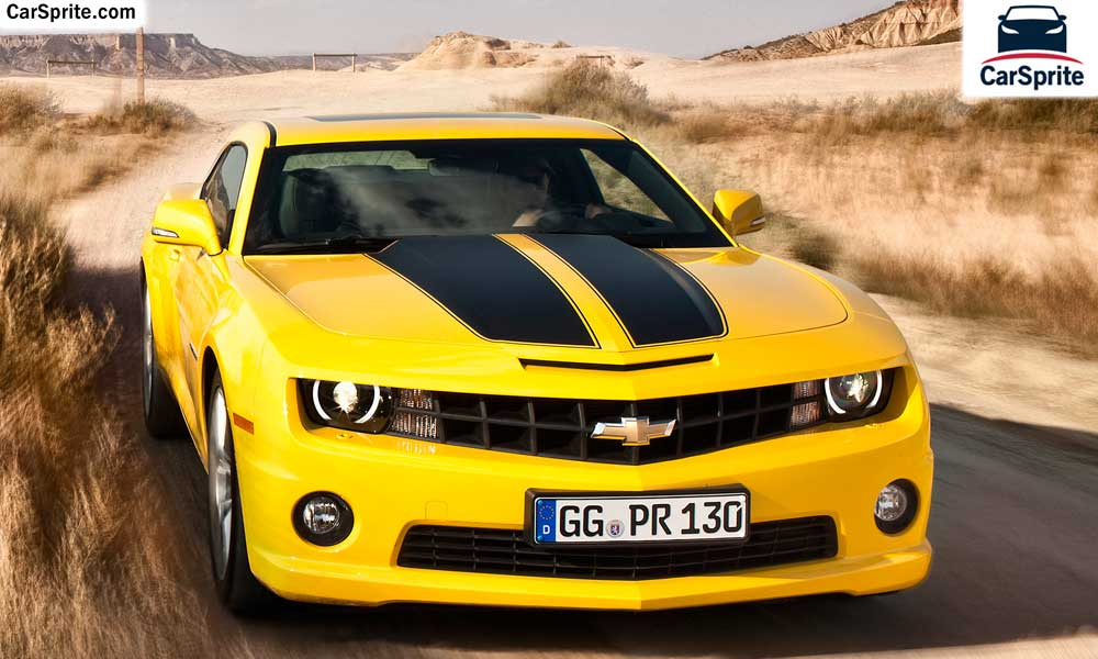 Chevrolet Camaro Coupe 2019 prices and specifications in UAE | Car Sprite