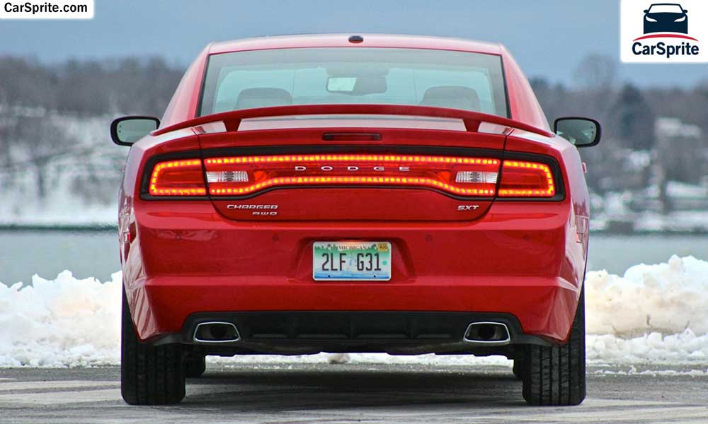 Dodge Charger 2019 prices and specifications in UAE | Car Sprite