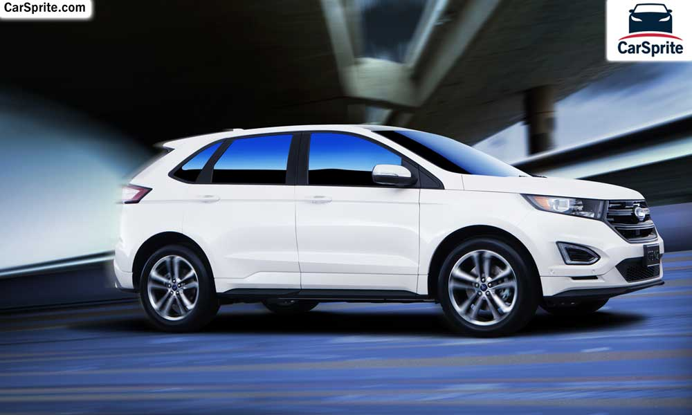 Ford Edge 2018 prices and specifications in UAE | Car Sprite