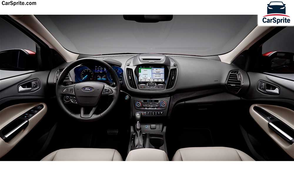 ford escape 2018 prices and specifications in uae car sprite. Black Bedroom Furniture Sets. Home Design Ideas