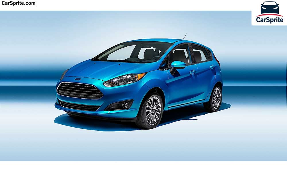 Ford Fiesta 2019 prices and specifications in UAE | Car Sprite