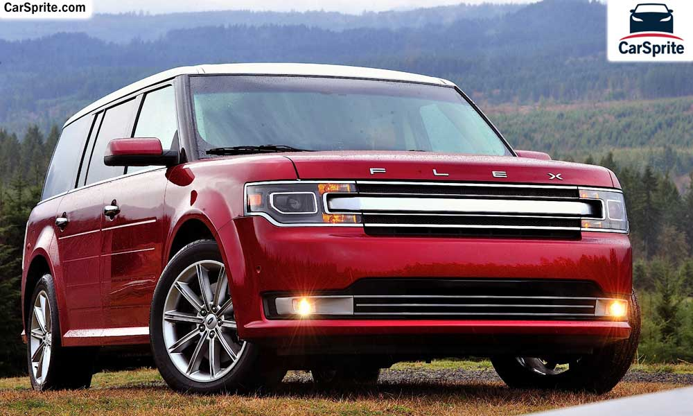 Ford Flex 2018 Prices And Specifications In UAE