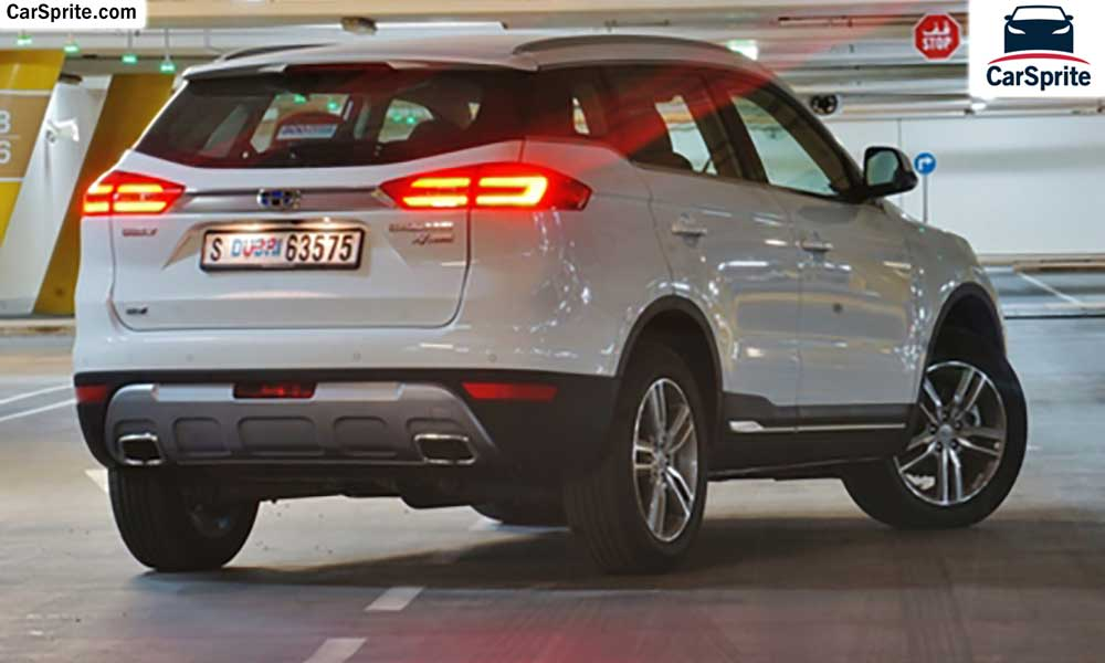 Geely X7 Sport 2017 Prices And Specifications In Uae Car