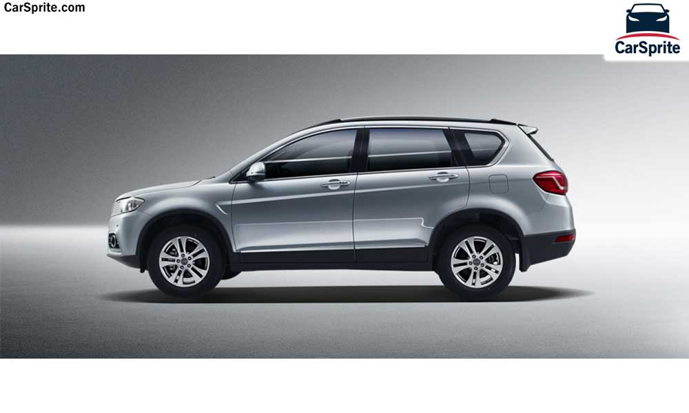 Haval H6 2019 prices and specifications in UAE | Car Sprite