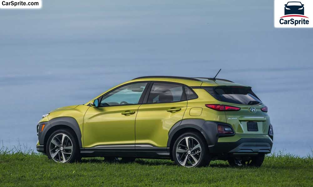 Hyundai Kona 2019 prices and specifications in UAE   Car ...
