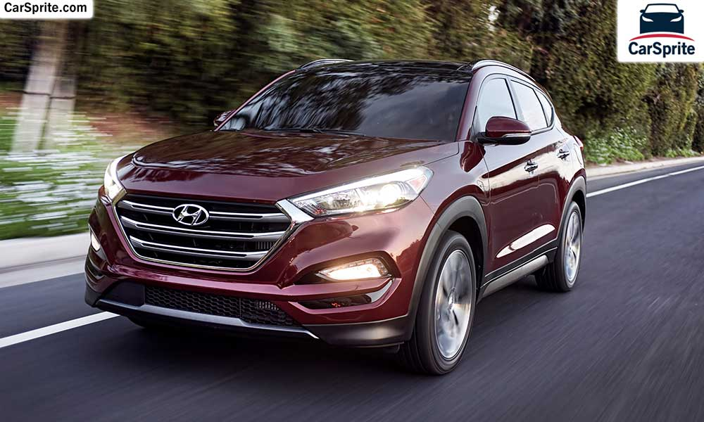 Hyundai Tucson 2018 prices and specifications in UAE | Car Sprite