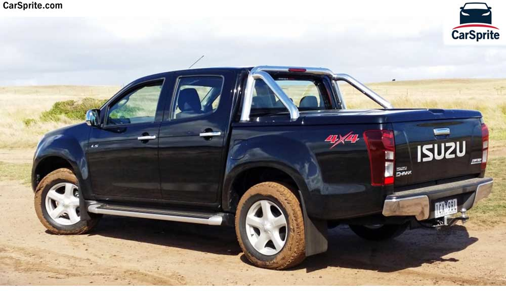 isuzu d max 2017 prices and specifications in uae car sprite. Black Bedroom Furniture Sets. Home Design Ideas