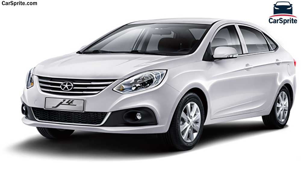 JAC J4 2017 prices and specifications in UAE Car Sprite