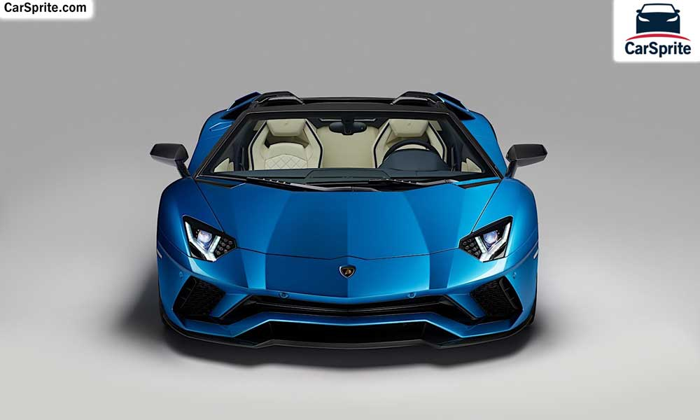 Lamborghini Aventador S Roadster 2018 Prices And Specifications In