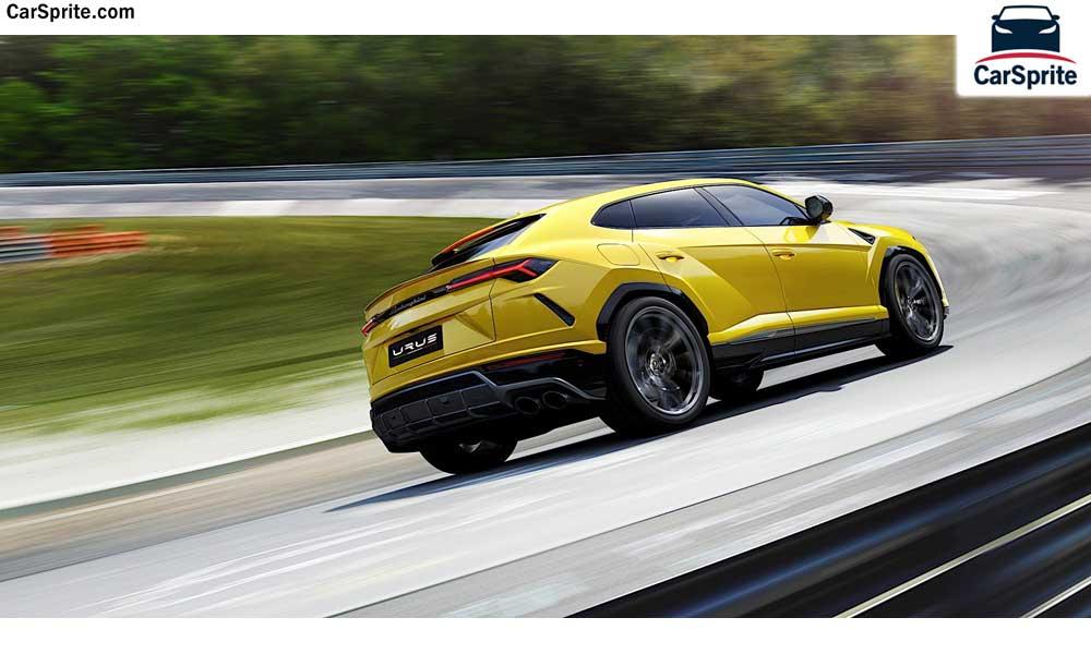 Lamborghini Urus 2018 Prices And Specifications In Uae Car Sprite