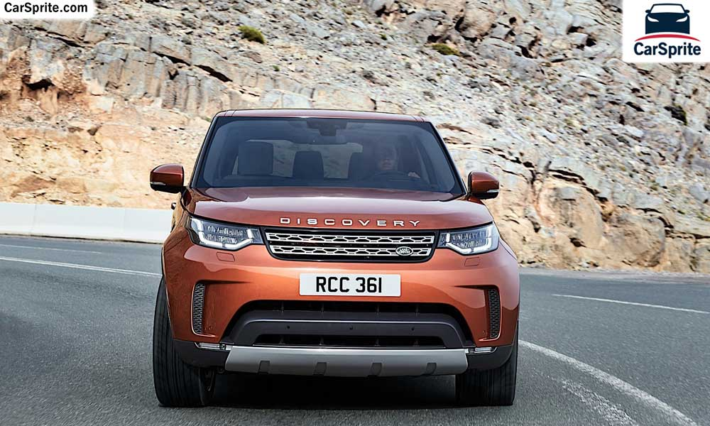 Land Rover Discovery 2019 prices and specifications in UAE | Car Sprite