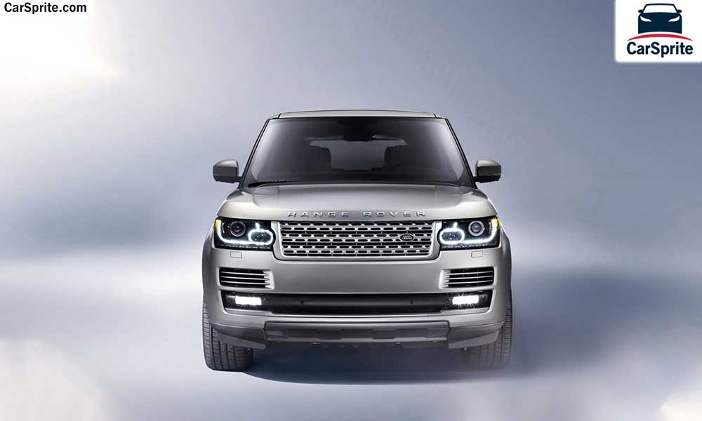 Land Rover Range Rover 2018 prices and specifications in UAE