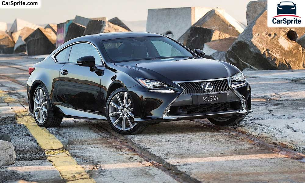 Lexus RC 2019 prices and specifications in UAE   Car Sprite