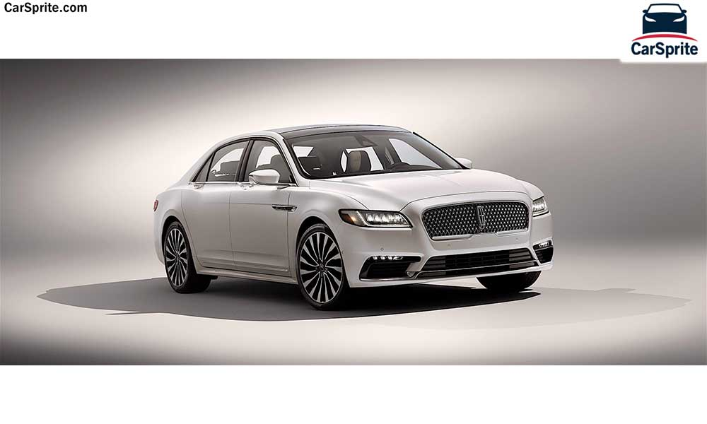 lincoln continental 2017 prices and specifications in uae car sprite. Black Bedroom Furniture Sets. Home Design Ideas