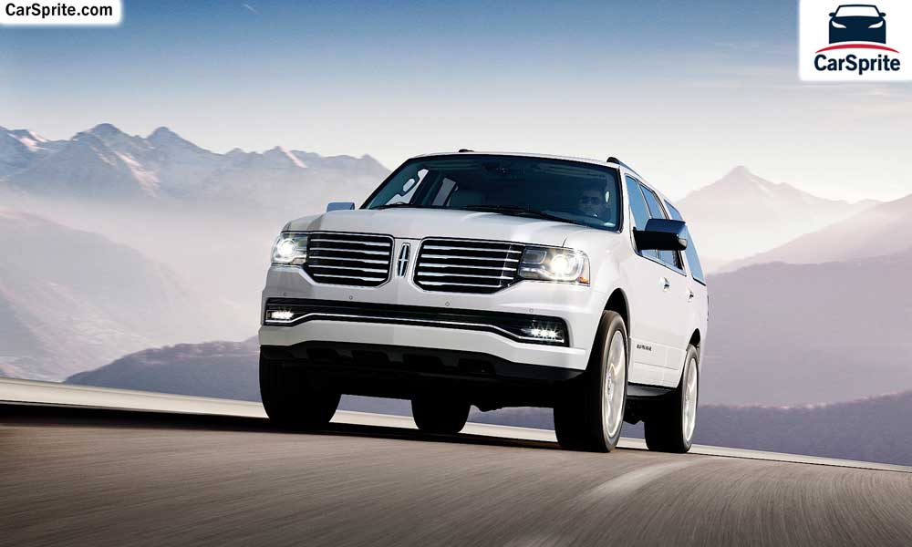 Lincoln Navigator 2018 prices and specifications in UAE | Car Sprite