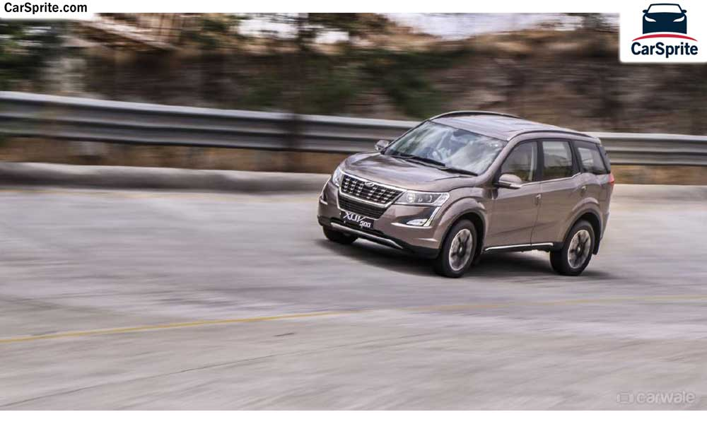 Mahindra XUV500 2019 prices and specifications in UAE | Car Sprite