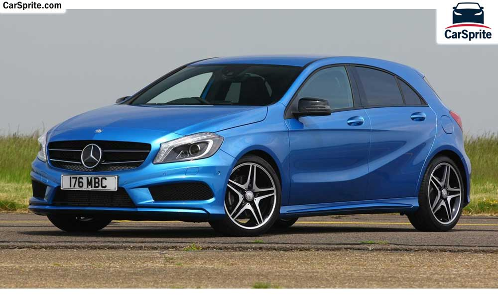 Mercedes benz a class 2017 prices and specifications in for Mercedes benz dubai price
