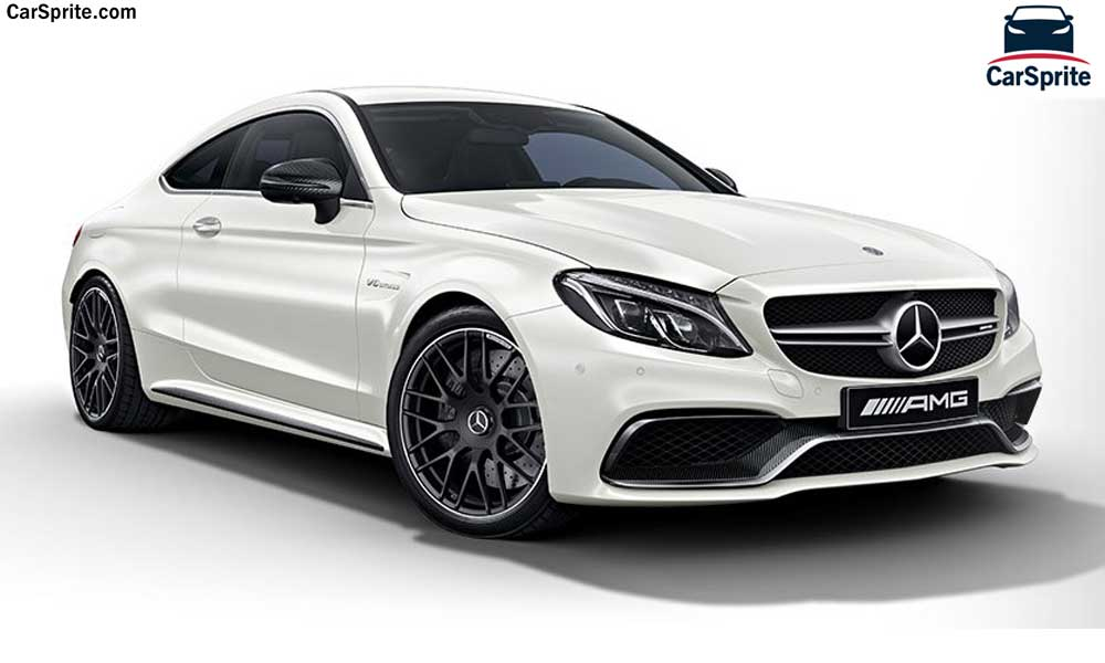 Mercedes Benz C 63 Amg Coupe 2018 Prices And