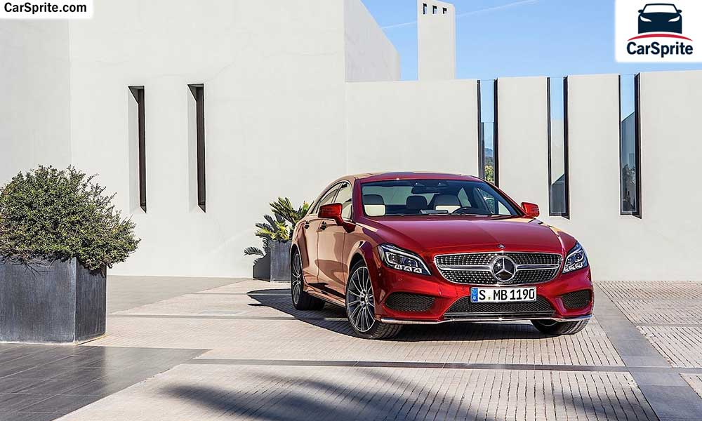 Mercedes benz cls class 2017 prices and specifications in for Mercedes benz cls 350 price