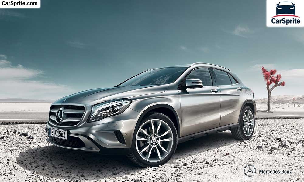 Mercedes benz gla 2017 prices and specifications in uae for Mercedes benz dubai price