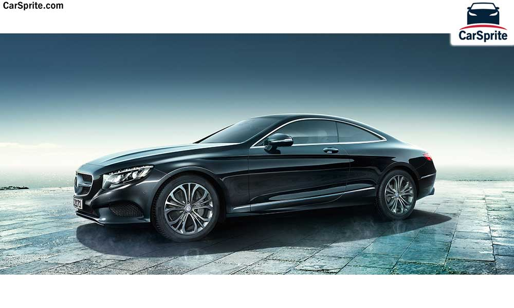 Mercedes benz s class coupe 2017 prices and specifications in uae car sprite - S class coupe dimensions ...