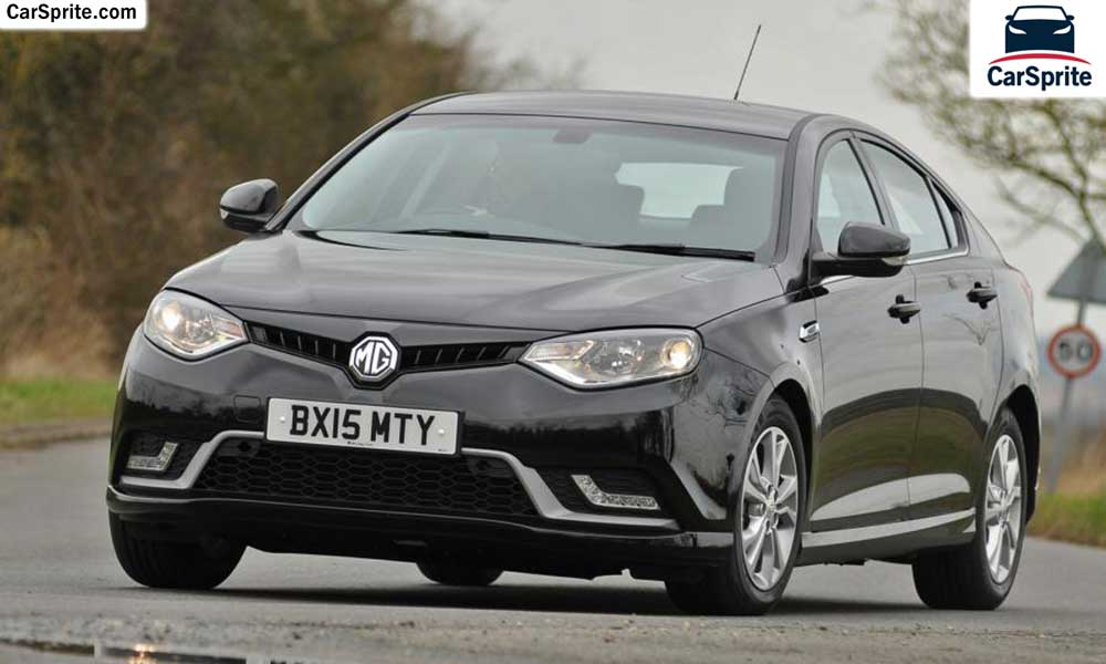 MG mg6 2018 prices and specifications in UAE | Car Sprite